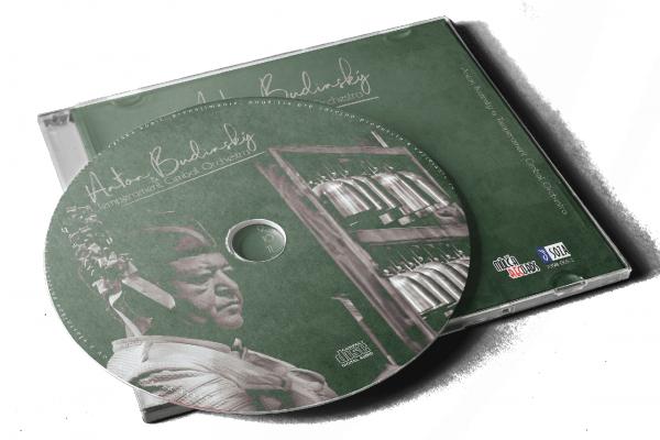 CD - Anton Budinský a Temperament Cimbal Orchestra